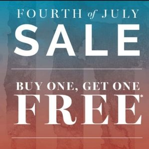 💜Buy One Get One FREE 🇺🇸 Happy 4th of July💜